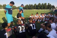حضور 5 نوجوان خوزستانی در اردوی تیم ملی فوتبال