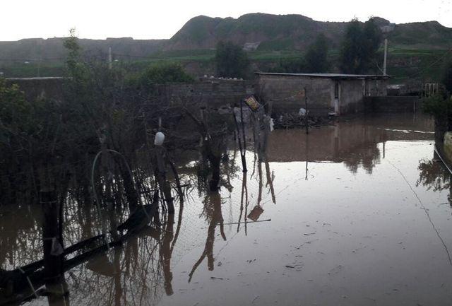 تخلیه یک روستا در جنوب خراسان رضوی