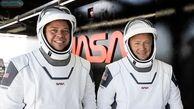 فضانوردان ناسا سالم به زمین بازگشتند