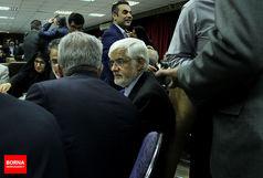افطاری وحدت در شب دوم خرداد