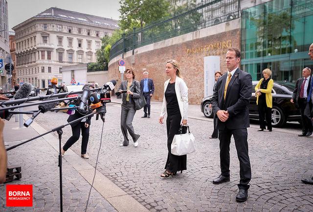 تاکید اروپا بر حفظ منافع اقتصادی ایران در برجام/ برگزاری جلسات فشرده چند هفته ای برای رسیدن به تضمین