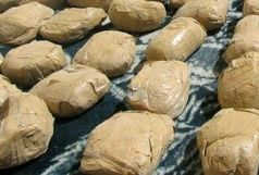 کشف محموله فوق سنگین موادمخدر