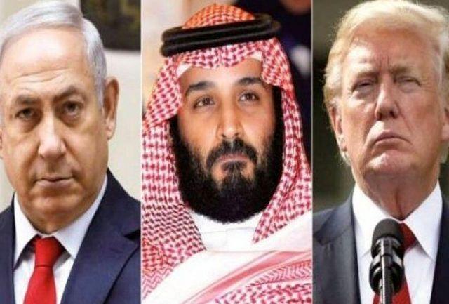 افشای آخرین تقلای عربستان و اسرائیل برای کشاندن ترامپ به درگیری با ایران
