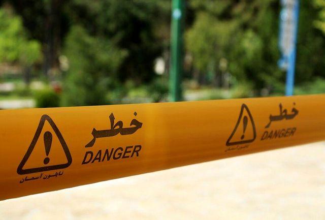 ممنوعیت ورود به پارک ها و تفرجگاه های یزد در روز طبیعت