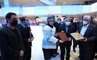 بازدید رئیس کمیته ملی المپیک از اردوی تیم ملی هاکی روی یخ