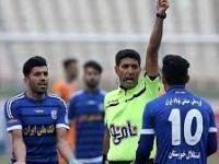قضاوت داور ملی استان در لیگ برتر فوتبال باشگاههای کشور