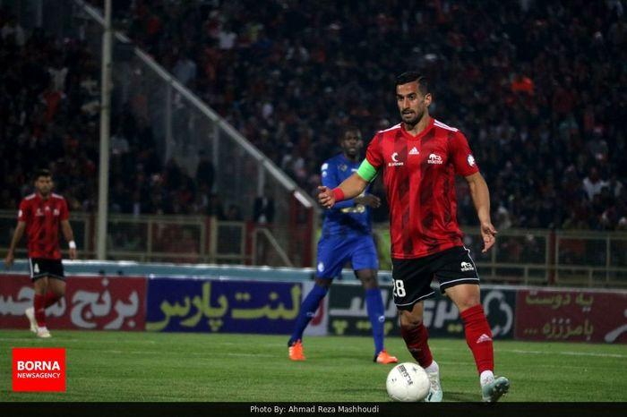 باشگاه زردپوش یونانی خواستار جذب احسان حاج صفی شد