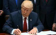 ترامپ استفاده پیمانکاران آمریکایی از کارگران خارجی را محدود کرد