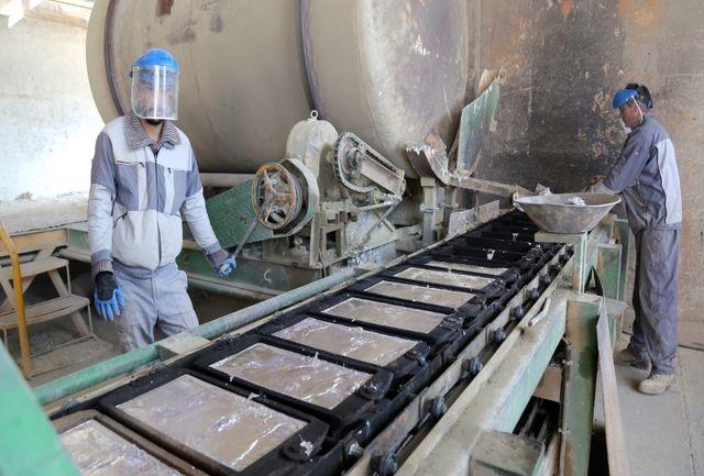 ایجاد اشتغال برای 450 نفر و صادرات 2 میلیون دلاری شمش روی