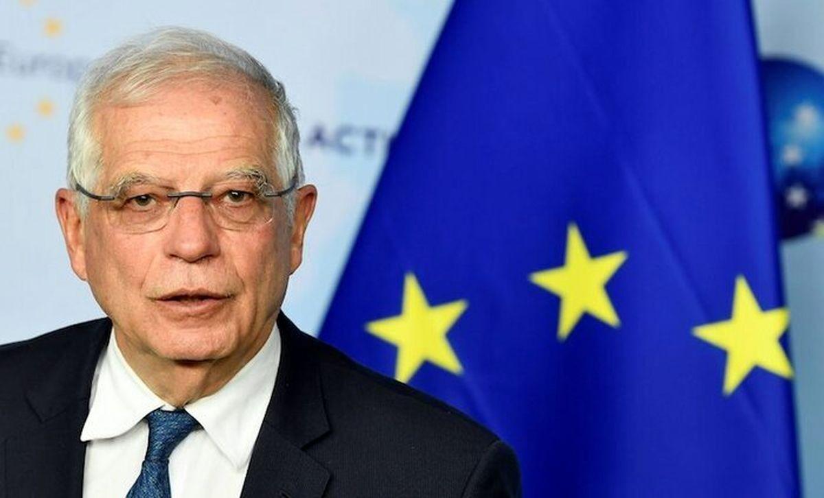 مسئول سیاست خارجی اتحادیه اروپا به اتفاقات لبنان واکنش نشان داد