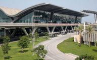معاینه زنان در پرواز بخاطر پیدا شدن نوزاد در فرودگاه