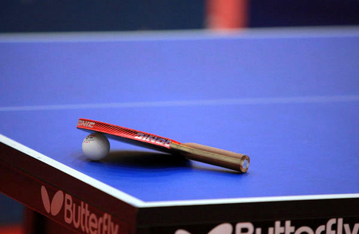 حضور تنیس روی میز ایران در مسابقات جهانی آمریکا با 4 بازیکن