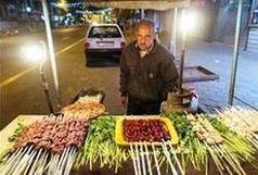 جمع آوری جگرکیهای سیار شهر قزوین