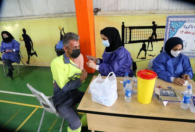 دومین مرحله واکسیناسیون کرونا برای پاکبانان