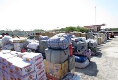 کشف یک هزار و 282 میلیارد ریال کالای قاچاق در هرمزگان