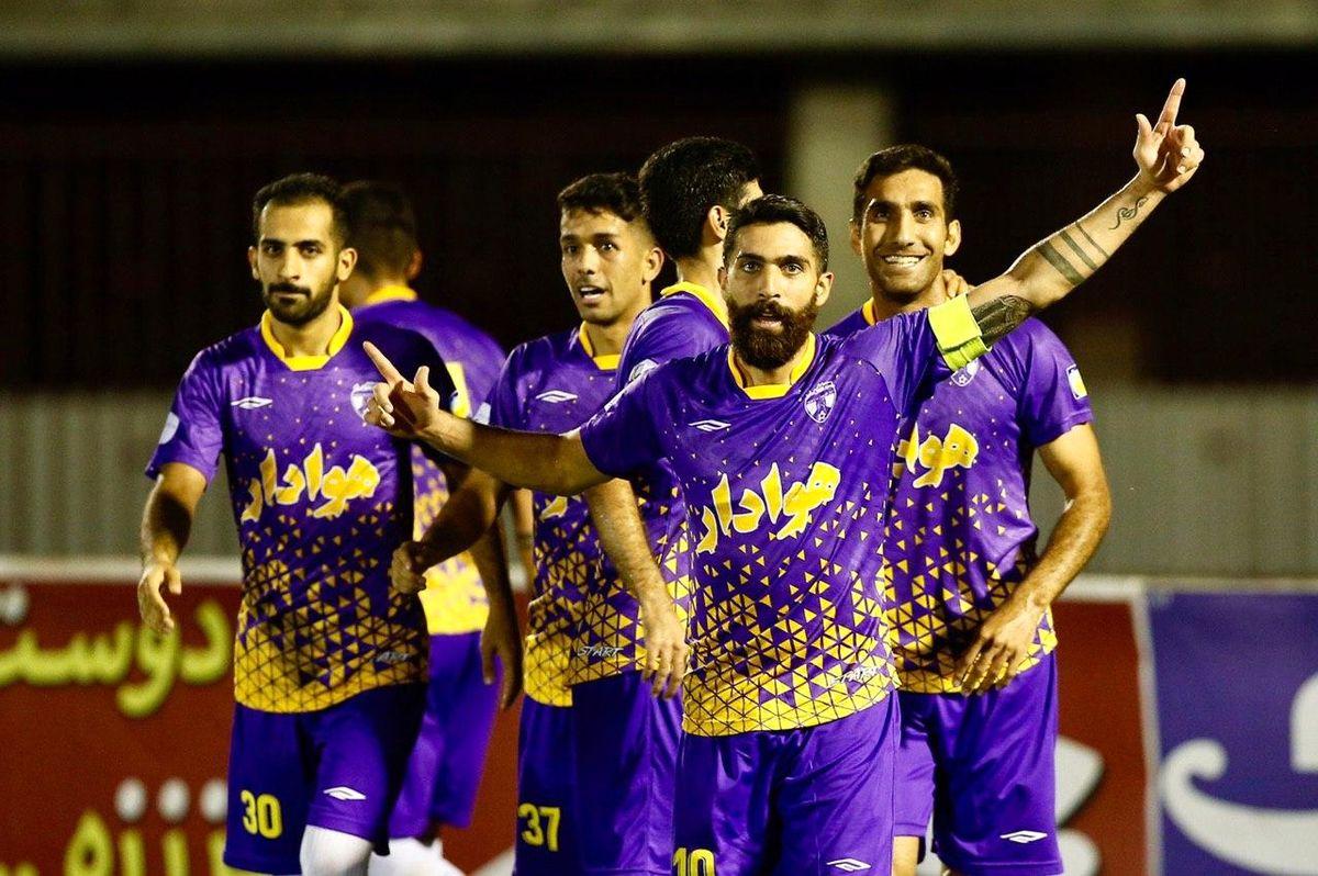 فروش امتیاز تیم صعود کرده به لیگ برتر