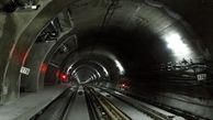 پیشرفت ۹۵ درصدی خط دو مترو کرج