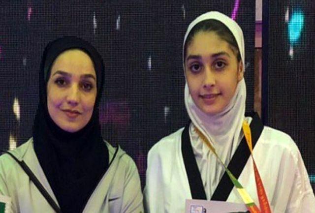 عضویت رزمی کار سمنانی در تیم ملی تکواندوی نوجوانان