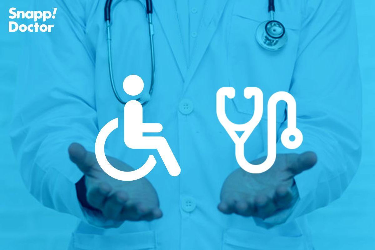 خدمات رایگان اسنپدکتر برای افراد دارای معلولیت و بیماریهای خاص/ سلامتی ببخشیم