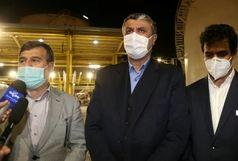 افتتاح پروژههایی به ارزش هزار میلیارد تومان با حضور وزیر راه و شهرسازی در هرمزگان