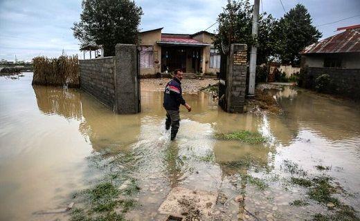 خطر ورود آب به داخل شهر پلدختر برطرف شد / شهروندان در حال بازگشت به منازل خود