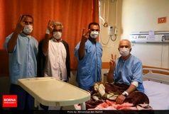 بهبود 11679 نفر از بیماران مبتلا به کرونا در کشور+فیلم