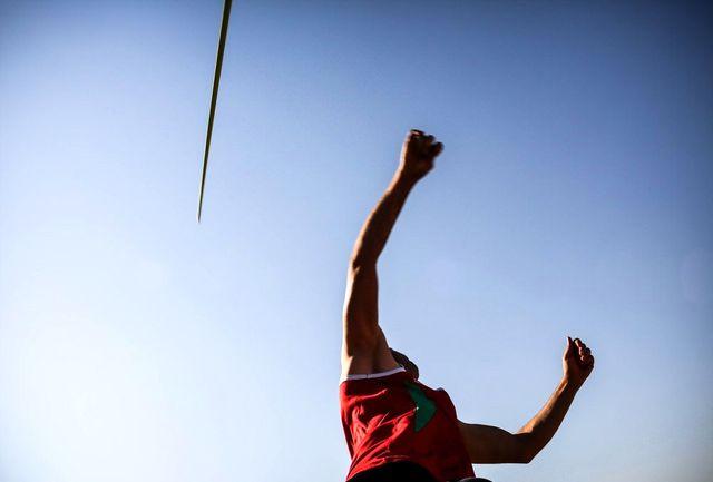 جشنواره استعدادیابی دوومیدانی ورزشکاران معلول و جانباز