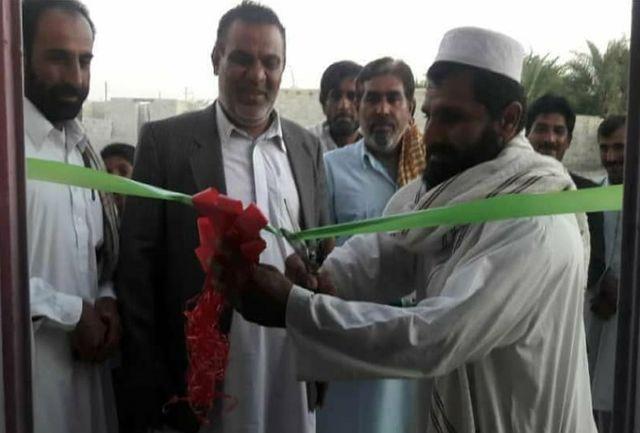 2 خانه ورزش روستایی در جنوب استان سیستان و بلوچستان افتتاح شد