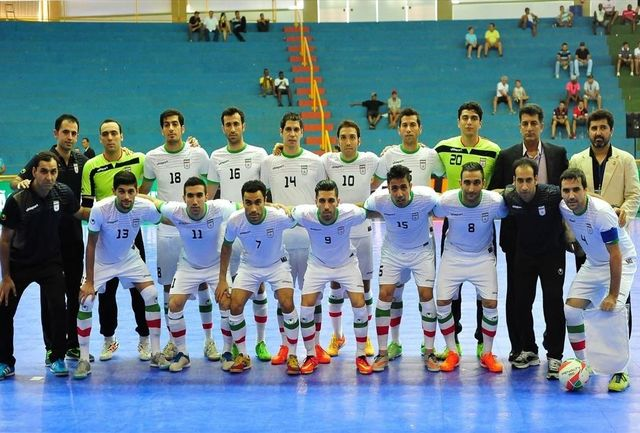 ایران اول در آسیا، ششم در دنیا