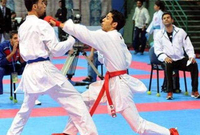 کاراته کاران سیستان و بلوچستان 2 مدال کشوری کسب کردند