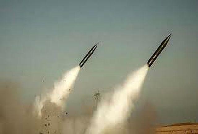 حمله راکتی به پایگاه حریر در اربیل خنثی شد