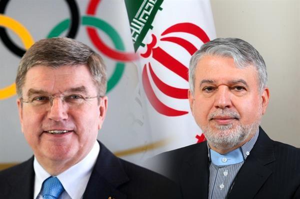 اعتراض شدیدالحن رئیس کمیته ملی المپیک به توماس باخ درپی فتنه انگیزی رییس فدراسیون جهانی جودو