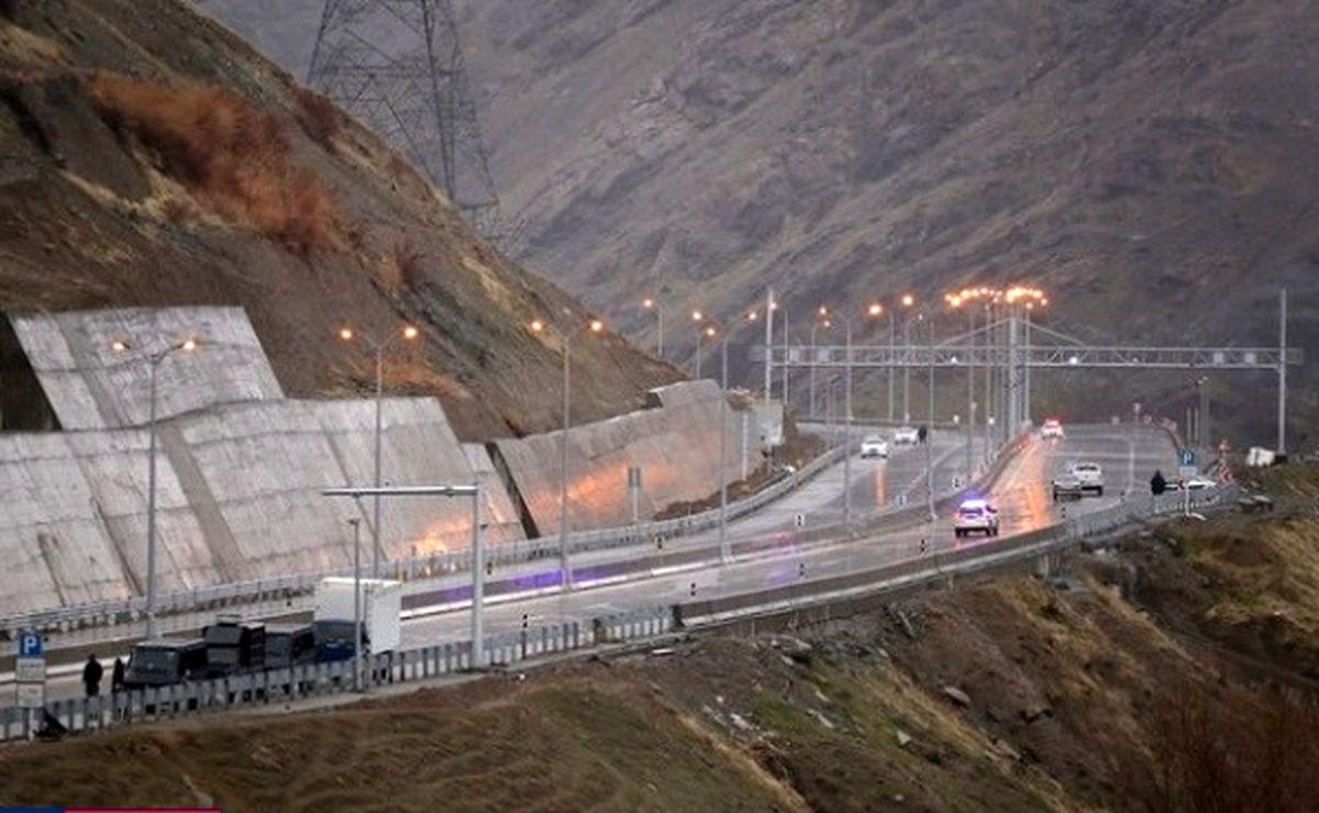 افتتاح بخشی از قطعه دوم آزادراه تهران -شمال در آینده ای نزدیک