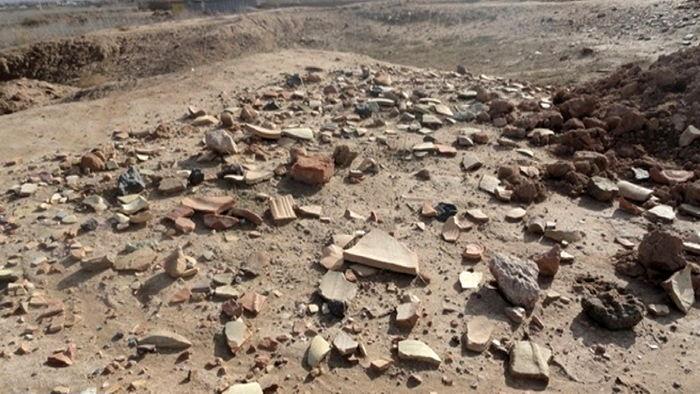 شناسایی ۳۰ محوطه باستانی در بوئین زهرا