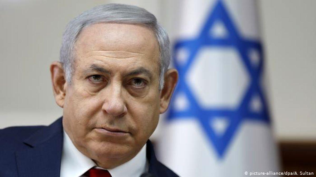 نتانیاهو به سخره گرفته شد
