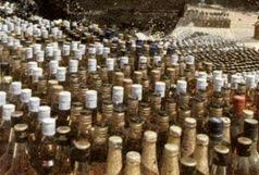 کشف وانهدام یک کارگاه ساخت و تولید مشروبات الکی در شهرستان عباس آباد