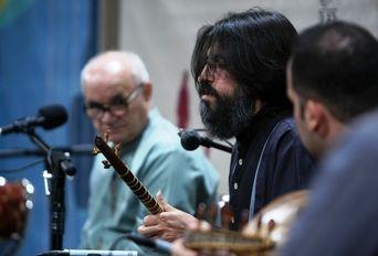 شب پنجم سی و چهارمین جشنواره موسیقی فجر- تالار ایوان شمس