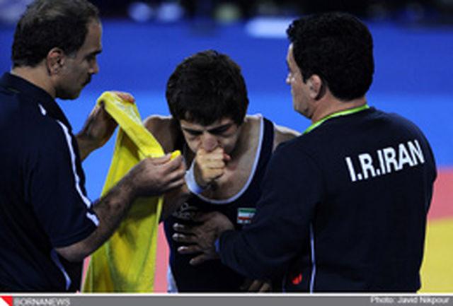 خیرآبادی: سوریان میداند که المپیک با کسی شوخی ندارد
