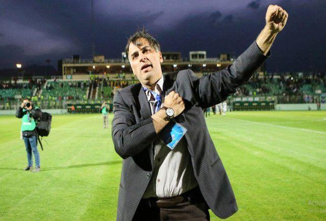 پیام تقدیر مدیرعامل باشگاه فولاد از مسوولان و هواداران