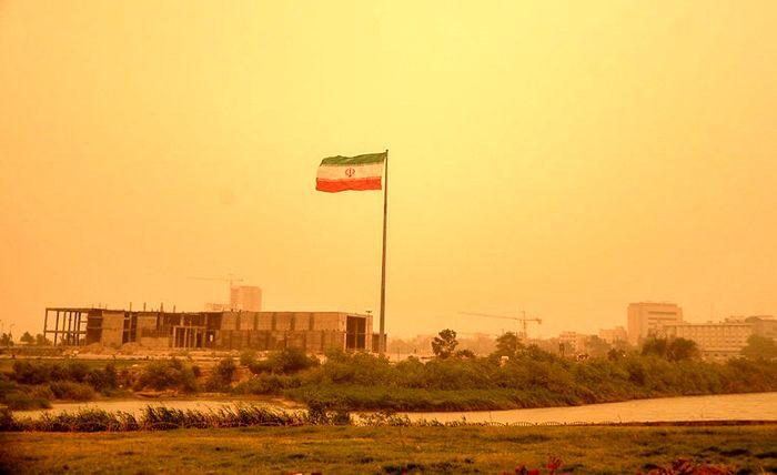 وزش باد شدید و گرد و خاک مهمان امروز 14 استان کشور
