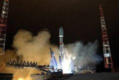 روسیه ۲ ماهواره به فضا پرتاب کرد