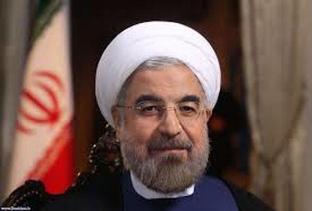 رییس جمهوری روز ملی عمان را تبریک گفت