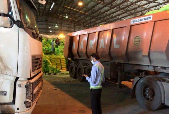 ترخیص محموله ۶ هزار و پانصد تنی برنج از بندر شهید رجایی با ورود دستگاه قضایی