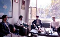 دیدار با فراکسیون ورزش و نمایندگان مازندران/ دبیر در مجلس شورای اسلامی حضور یافت