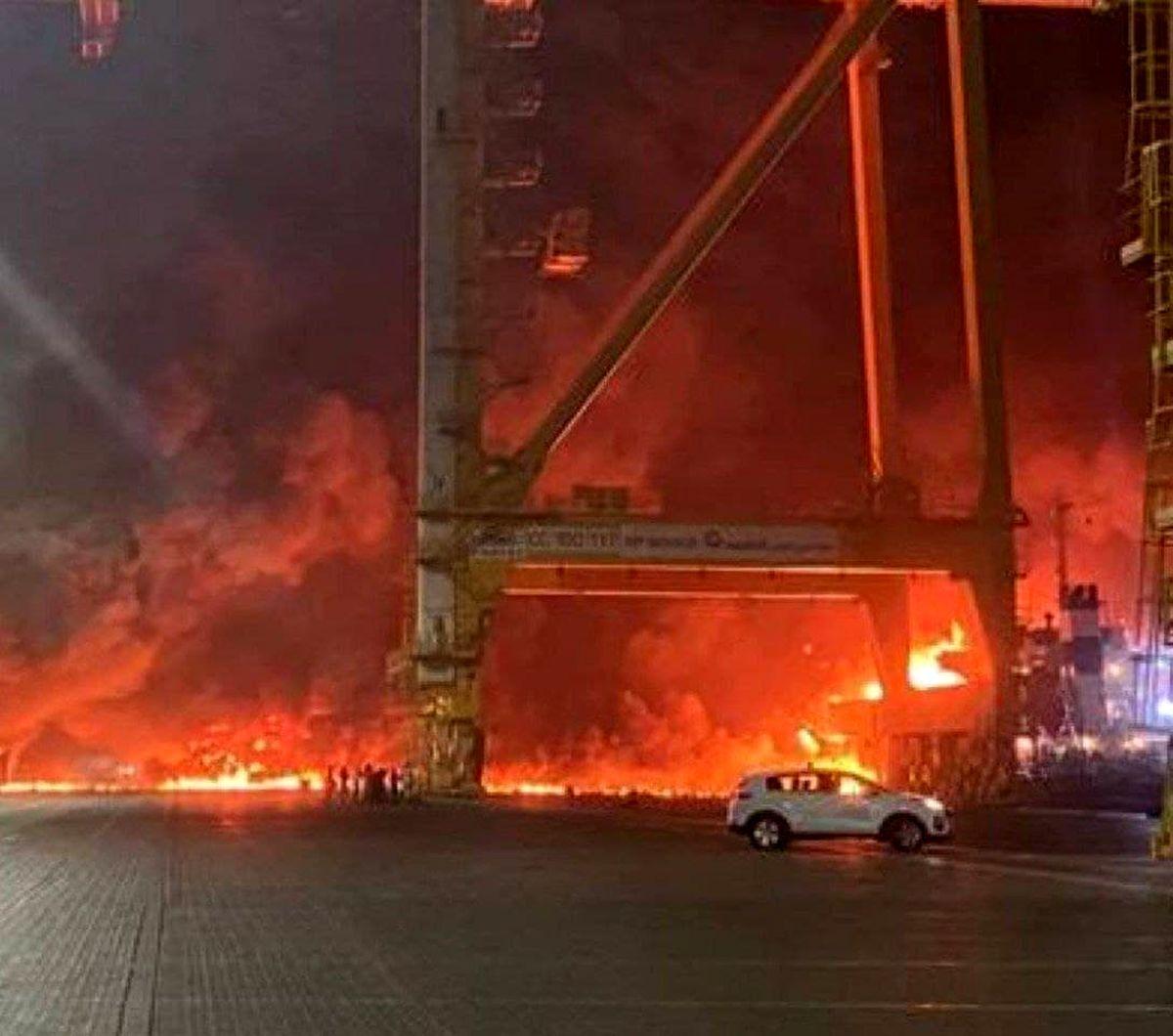 آخرین اخبار از انفجار دوبی