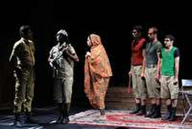 جشنواره تئاتر سراسری دانشجویی در دامغان