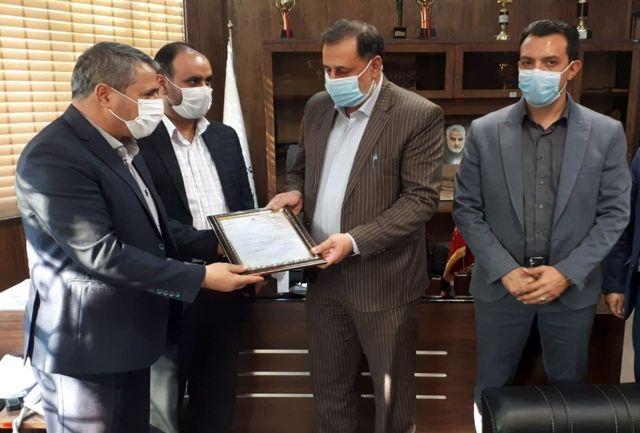 شهرداری شریف آباد رتبه برتر ارزیابی امور ایثارگران استان تهران را کسب کرد