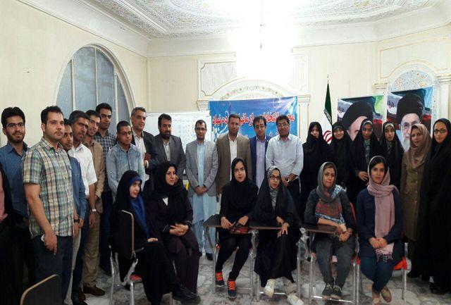 انتخابات مجمع سمن های شهرستان زاهدان برگزار شد