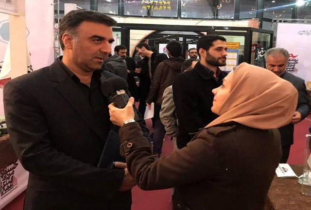 داروغهزاده برای ارزیابی جشنواره فیلم عمار به سینما فلسطین رفت