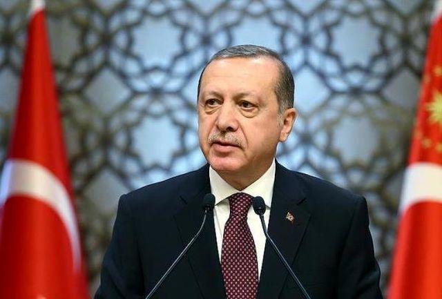 اردوغان از نشریه شارلی ابدو فرانسه شکایت کرد